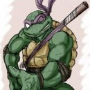 Turtle Donatello