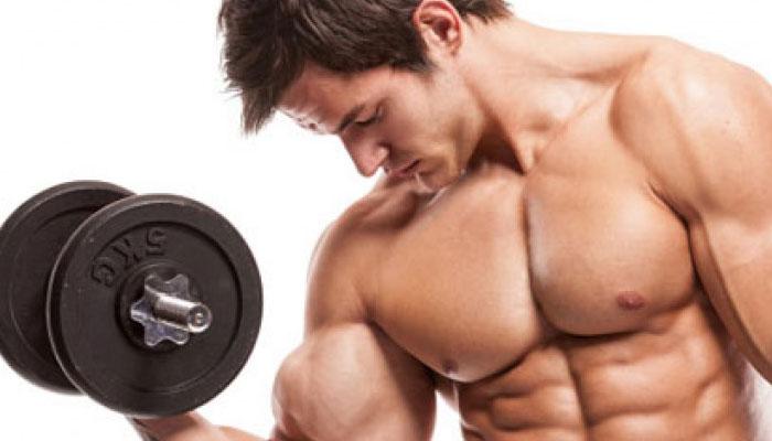 Покачване на мускулна маса в три дни!