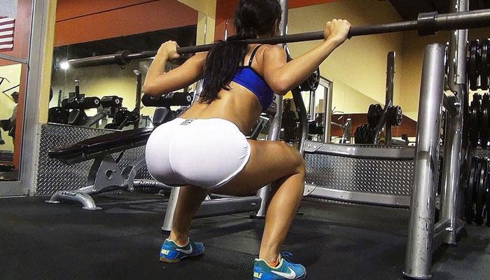 Фитнес програма за дами с амбиции за мускулен прогрес