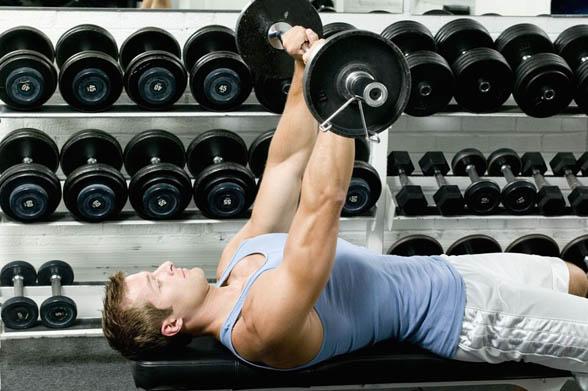 Класическа програма за покачване на мускулен обем