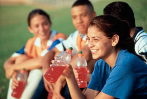 Изотонични напитки - полезни или пари на вятъра?