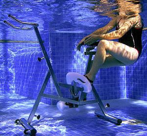 Аква Спининг (Aquaspinning) - влезте във форма, без да товарите ставите