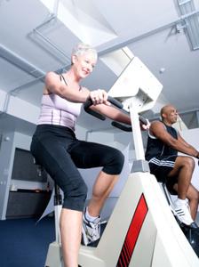 Велоергометър – кардио при намален сърдечен риск