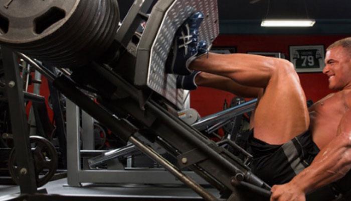 Пет дневна система за покачване на мускулна маса при мъже