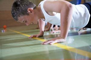 Втора смяна - фитнес преди училище