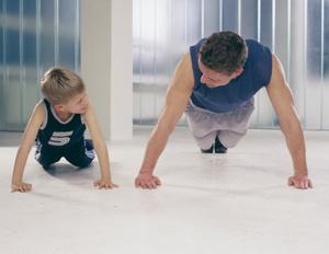 Ученици, фитнес и родители - първа част