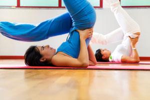 Тренировки за стречинг и гъвкавост