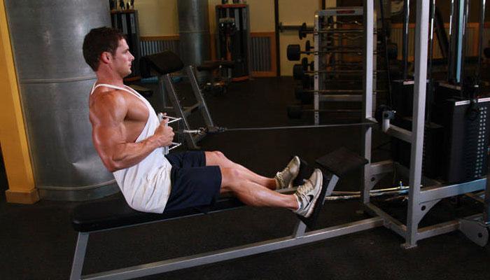 Безопасна тренировка за гърба