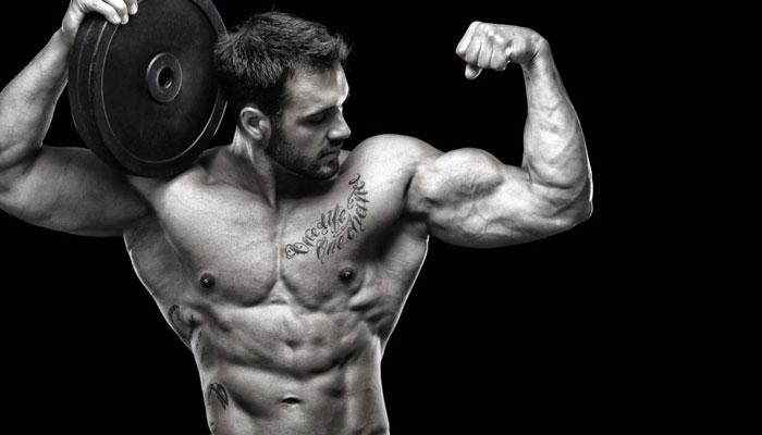 40 тежки тренировки за повече мускулна маса