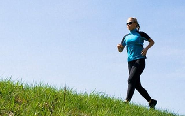 Hill training (бягане по пресечен терен)