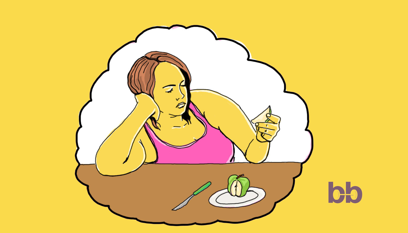 Жените и храненето - заблуди и истини