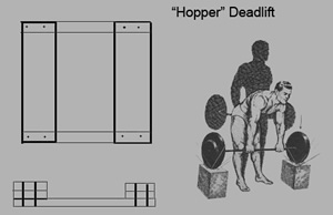Hopper Deadlift