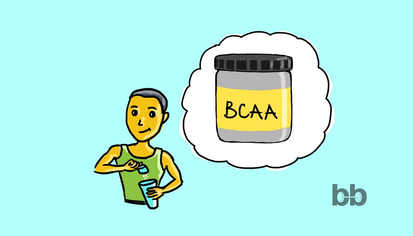 Верижно разклонени аминокиселини (ВРАК, BCAA)