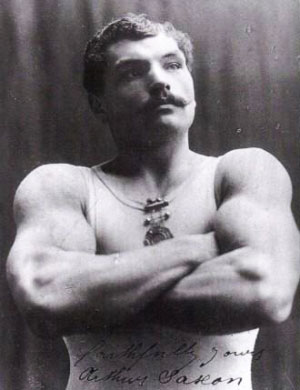 Артур Саксон