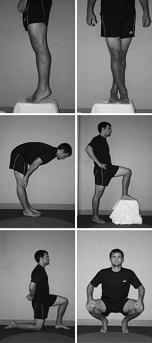 Тренировки и хипотония