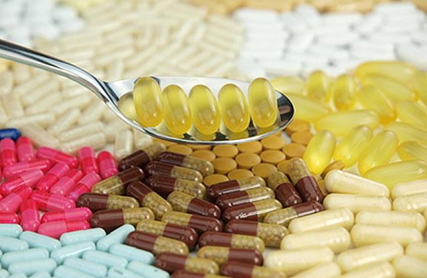 Разпределение на хранителните добавки през деня