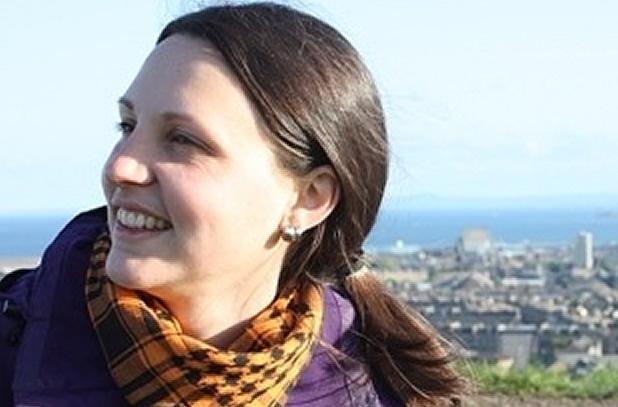 Българи в чужбина: Бояна Атанасова