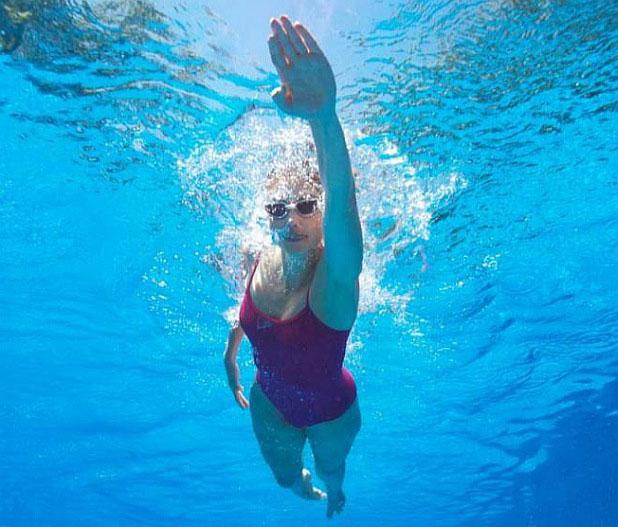 Плуването -  никога не е късно да се научите