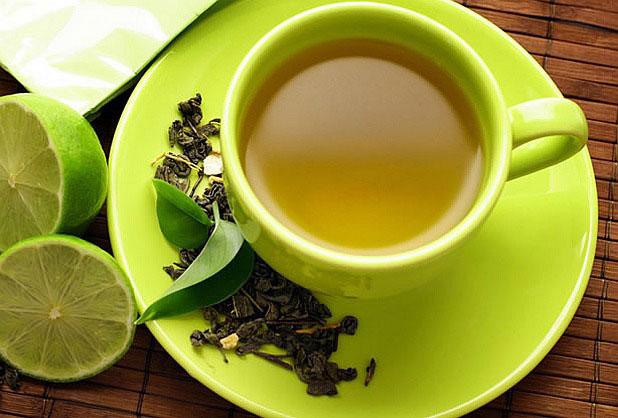 Резултат с изображение за зелен чай