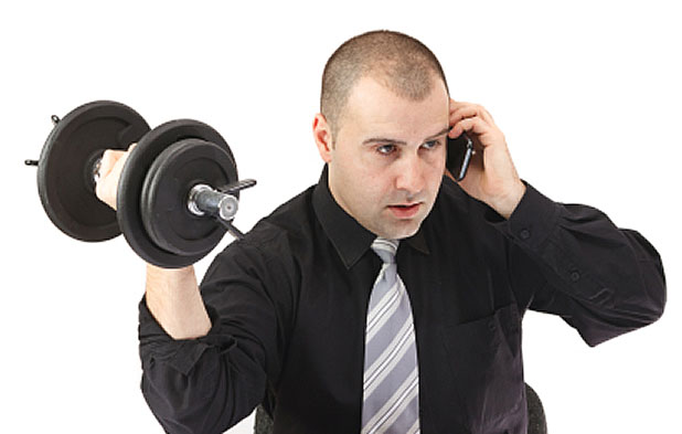 Как да поддържаме добра физическа форма при натоварено ежедневие