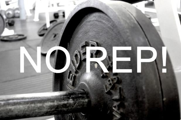 """NO REP!"" или потенциалната опасност от тренировката на високи обороти"