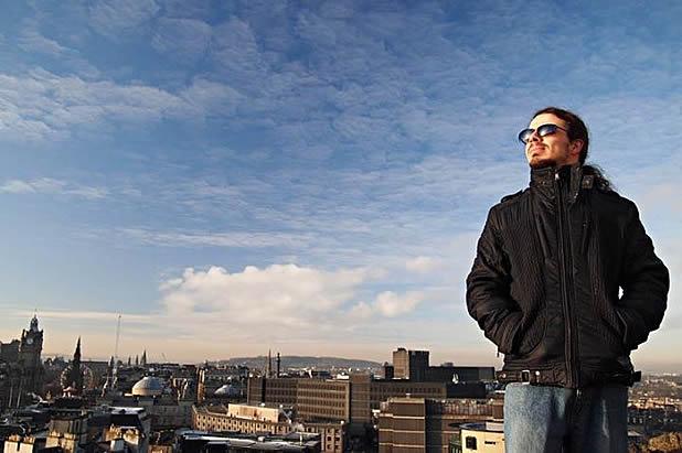 Българи в чужбина: Лъчезар Петков