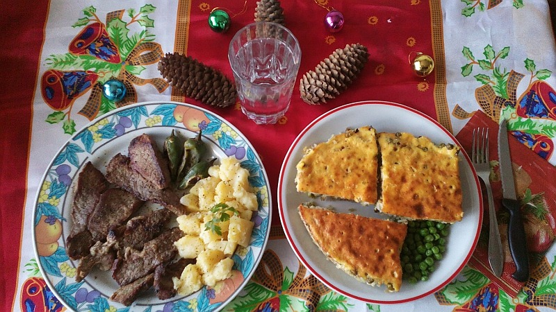 Здравословна Коледа