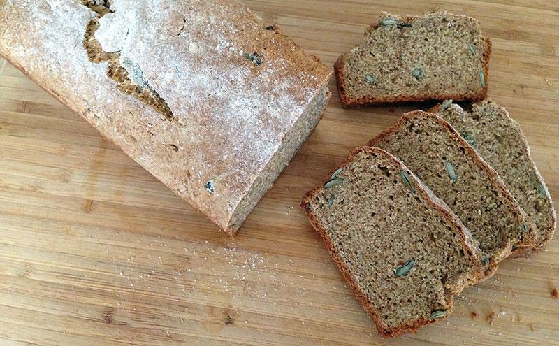 Вкусен хляб с лимец