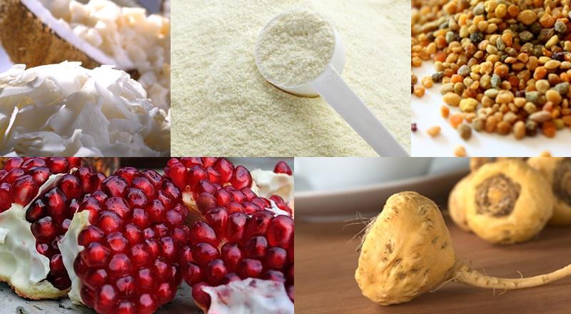 Храни, изграждащи ендокринната система