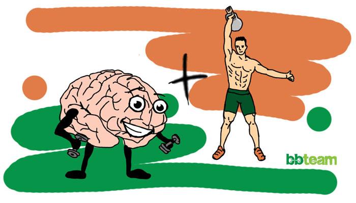 Връзка мозък-мускул