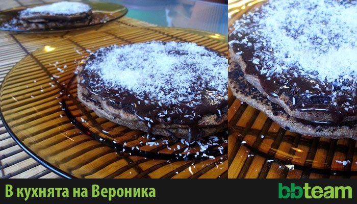 Мини торта с макси вкус