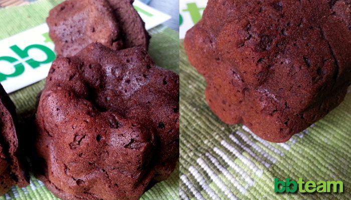 Шоколадово-кокосови мъфини