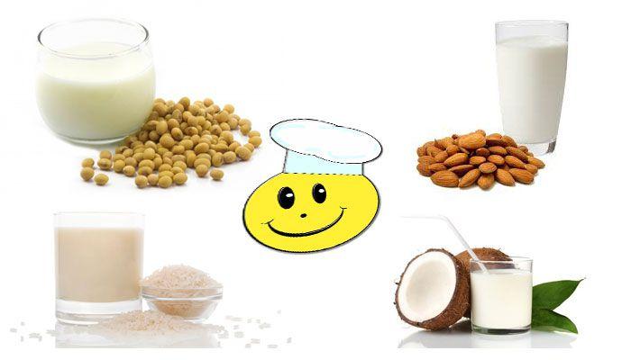 Заместители на млякото