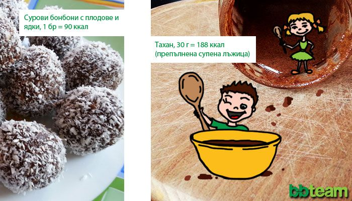 BB-Team отговаря: ям само здравословни храни, а не мога да отслабна!