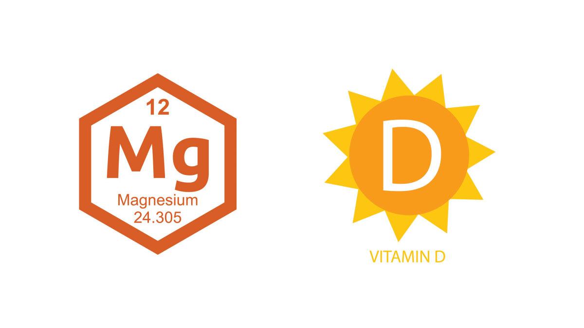 Магнезий и витамин D
