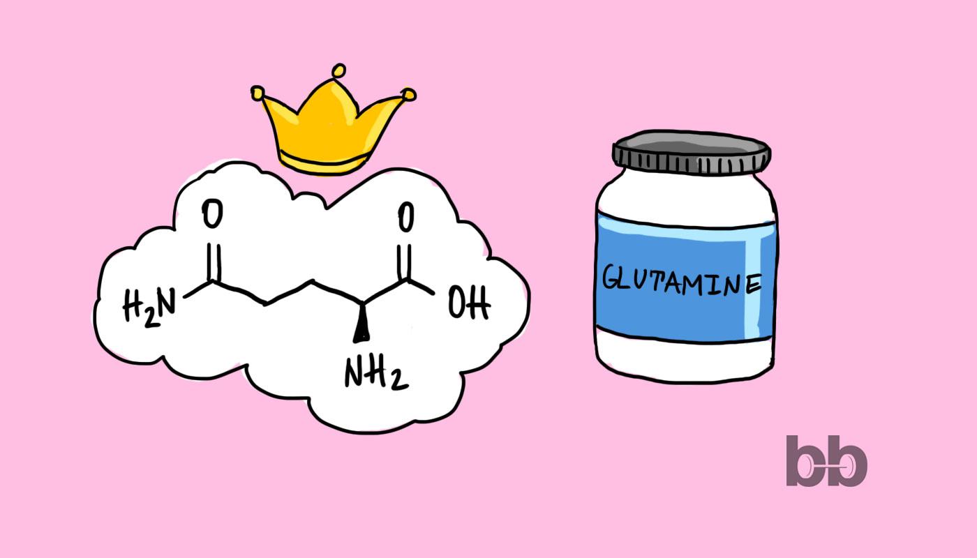Глутамин - кралят на аминокиселините?