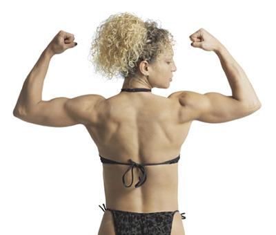 Жените и силовата тренировка - мит и реалност