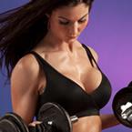 Бюстът и фитнесът