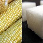 Високофруктозен царевичен сироп (HFCS) срещу трапезната захар