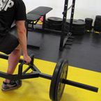 Приложение и тренировки с trap bar