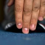 Докосване на пръстите