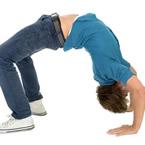 Програма за подобряване гъвкавостта в гърба
