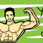 Мускулна хипертрофия с HFT тренировки