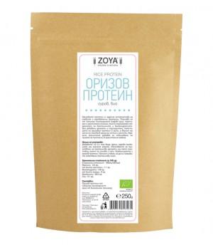 Зоя Оризов протеин