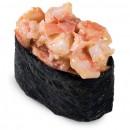 Суши супайсу еби