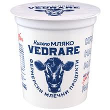 Vedrare Мляко