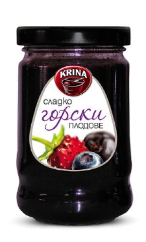 Крина Горски плодове
