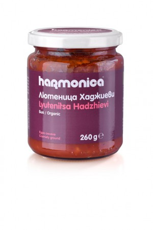 Хармоника Лютеница