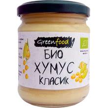 Green Food Хумус