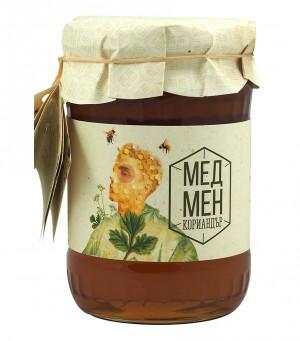 Златен мед Пчелен мед Кориандър